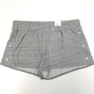 Flirtitude French Terry Space Dye Shorts Jrs 3X